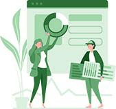 رابط کاربری آسان ServiceDesk