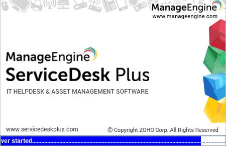 نصب ServiceDesk Plus