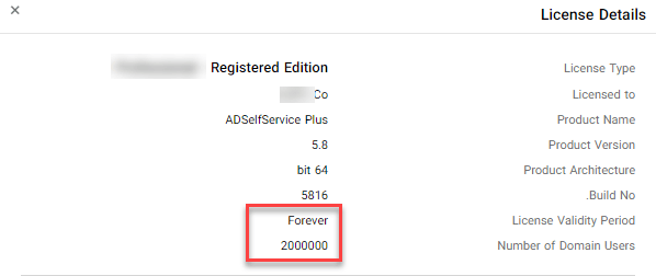 نرم افزار ADSelf Service Plus