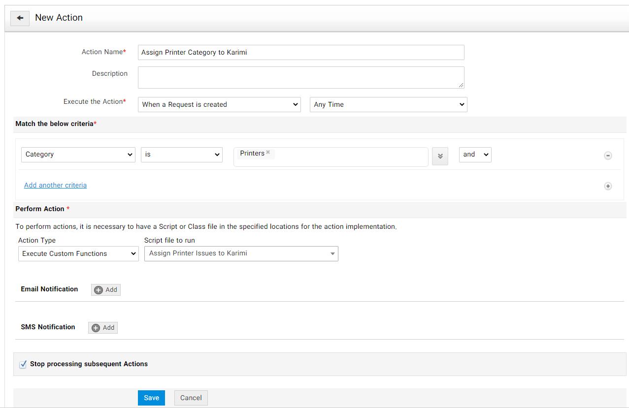 ویژگی دلیوج در Servicedesk